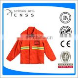 polyester cotton labour workwear with pocket