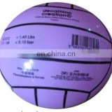 2014 promotional PVC vollyball