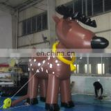 Lovely inflatable christmas reindeer 2014