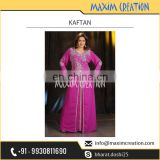 New Style Modern Pink Dubai Abaya from Best Designer