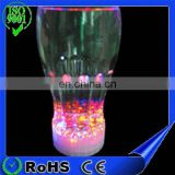 high quality LED light up cola cup 300mL