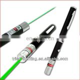 Hot Sale 5 mw red and green laser pointer