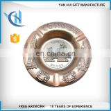 Home Furnishing,Teahouse antique metal ashtray high quality ashtray