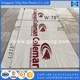 Customized Logo Printing Mattress Packing Bag for Moving and Storage Pillow Top