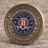 FBI Cheap Challenge Coins