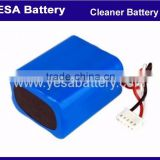 7.2V 2500mAh Ni-MH battery for Evolution Robotics Mint Plus 5200 Automatic Floor Cleaner Battery