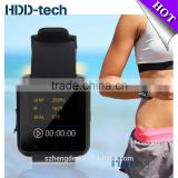 2015 New Bluetooth 4.1 Smart Watch With Android or IOS System ,OEM Multifunction Smart Watch SMS Compass Pedometer