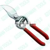 high quality by pass garden pruners with soft dipped