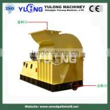 Biomass Pellet Wood Crusher Machine Poultry Feed Grinder / Corn Stalk Grinder 45kw