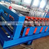 pre painted shutter door roll forming machine