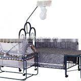 New Design Fashion Cradle Baby Cot Bed With Nets, for kids BM6B722