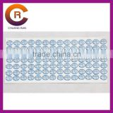 Brand name button gel Self-Adhesive 3-D clear make epoxy resin sticker