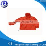 cheap high quality women waterproof rain jacket
