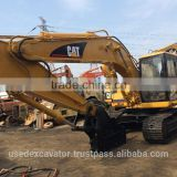 Hot Sale CAT Excavator 320 Second Hand CAT 320BL Hydraulic Crawler Excavator With Hammer For Sale Low Price