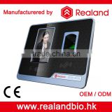 REALAND fingerprint face recognition time attendance system F501 with WIFI