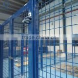 Custom temporary construction site fence/construction safety fence