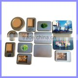 2.5 Inch to 6 Inch Round Rectangular with Window Gift Tinplate Package Gadget Container Mint Tin Box