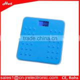180kg/396lb silicon platform digital bathroom scale body weight scale electronic bath scale
