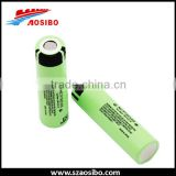 18650 Protected small battery 3.7V 3400 mAh lithium battery 18650 NCR 18650B e-cigarette battery