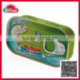 Wholesale new material canned sardine in vegetable oil                                                                         Quality Choice