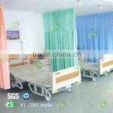 polyester flame retardant privacy curtain design