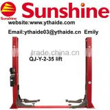 QJ-Y-2-35 SUNSHINE brand auto repair hoist