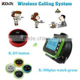 wireless table service calling system customer call button system long range calling system