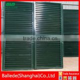 louver sliding door