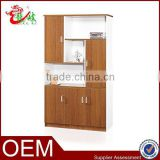 alibaba china factory outlets new product wooden bookcase file cabinet M2225