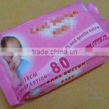 80pcs Fresh Scented Baby Skincare Wipes