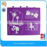 Die cutting stencils