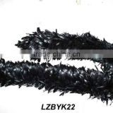Full Fluffy coque feather Boa LZBYK22