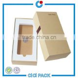 Factory Price Wholesale Custom Paper Box Mobile phone Cable Connection USB Data Line Packaging Box With Inner Tray
