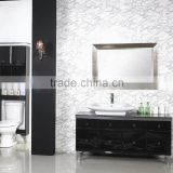 E1 Particleboard / Plywood / MDF custom italian premade build your own bathroom cabinets