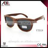 2016 UV400 lens custom logo european designer bamboo wooden polarized sunglasses FDA CE                                                                                                         Supplier's Choice