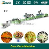 Kurkure/cheeto Cheese Corn Curls Making Machine