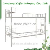 assembly colorful foldable fancy pvc bunk bed with wardrobe Steel Bunk Bed with powder coating Modern Metal Bunk Beds