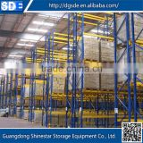 Wholesale china merchandise stackable heavy duty warehouse pallet racks