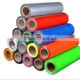 Excellent Quality Heat transfer PU vinyl film heat use for heat transfer machine hot sell