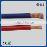 Transparent Flexible Power Cable 0AWG OFC Car Battery Cable                                                                         Quality Choice