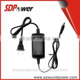 high quality CCD CCTV security camera power supply, power adapter 12V 1A 1.25A 1.5A 2A CE UL, ROHS, PSE,KC                                                                                                         Supplier's Choice