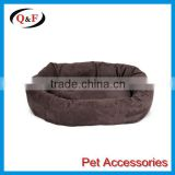 high quality fashional Round Pet Bed for Cats and Small Dogs