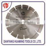Abrasive cuting block tool used granite laser welded saws blade for hot sale