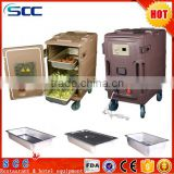 restaurant electric food warmer heating element food warming mobile service