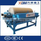 Mining Machinery Silica Sand Wet & Dry Magnetic Drum Separator Price for Oxide Iron ore Beneficiation Plant