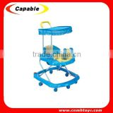 swivel wheels wholesale china round baby walker                                                                         Quality Choice
