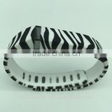 Zebra patterns Series replacement fitbit flex wireless band activity bracelet wristband with clasp No tracker