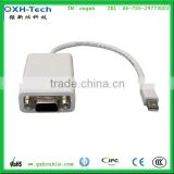 For Apple Ipad Mini DisplayPort DP to HDB 15 Pin VGA Cable Adapter Converter
