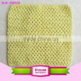 2015 Hot Sale! baby boutique wholesale girls crochet tube top for infant toddler, tutu top cheap