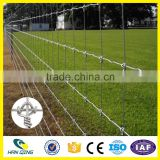 High Quality Field Fence,Fixed Knotted Netting Field Fence,Corrosion Resistant Farm Field Fence